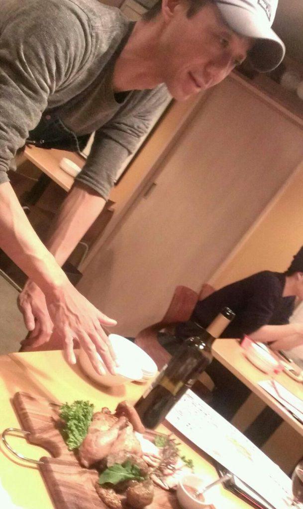 ハレノヒテーブル マネージャー
