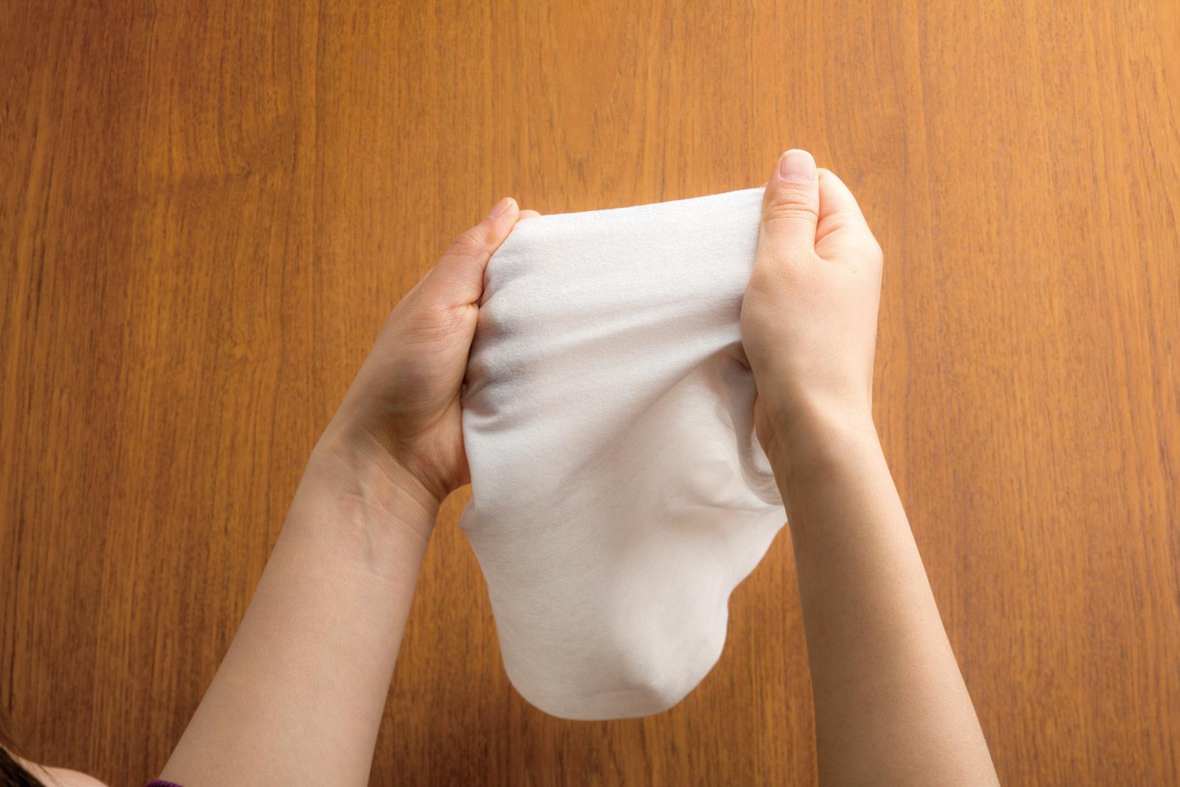 使い捨て 紙おしぼり